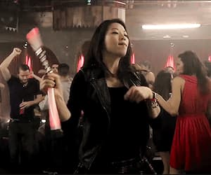 gif, tv show, and arden cho image