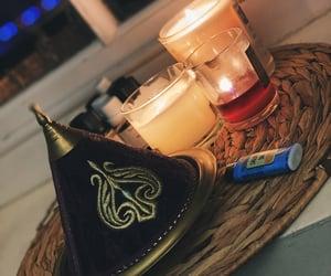 background, candles, and ireland image