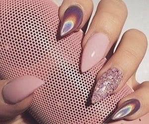 unhas, nail art, and style image