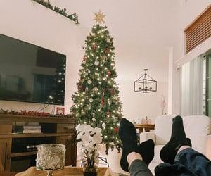 christmas, relax, and serene image
