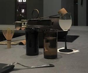 beige, black, and cafe image