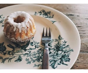 antique, autumn, and baked goods image