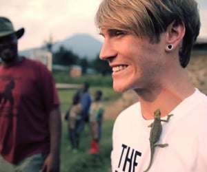 McFly, dougie poynter, and smile image