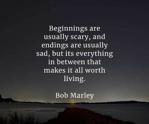 beginning, living, and ending image