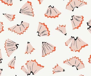 pattern, pencil, and background image