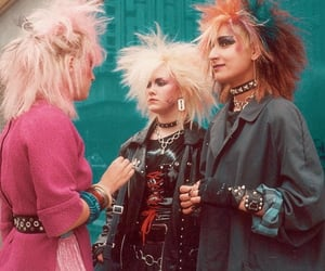 girl, punk, and fashion image