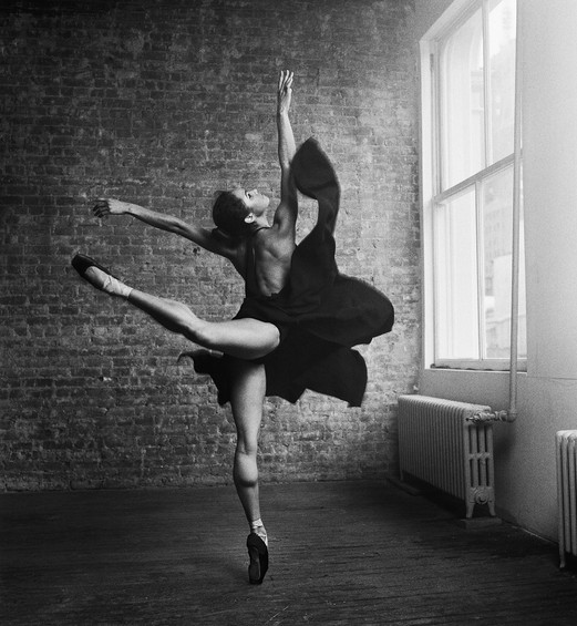 ballet, dance, and black image