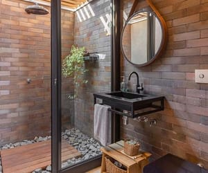 bathroom, sweet, and take a shower image