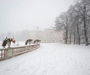 paris and jardin des tuileries image