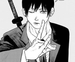 chainsaw man, manga, and anime image