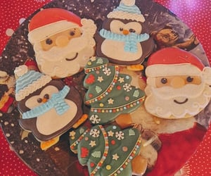 decoratiom, beautiful, and christmas image