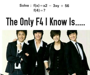 Boys Over Flowers, F4, and yass image
