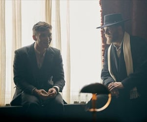 cillian murphy, peaky blinders, and friendship image