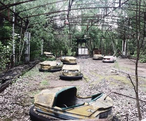 chernobyl, radiation, and derelict image