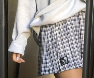 indie, outfit, and sweater image
