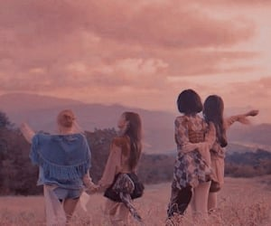 we heart it, blackpink, and love image