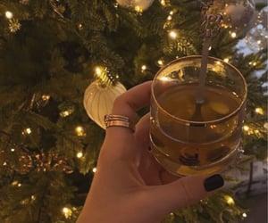 christmas, drink, and holidays season image