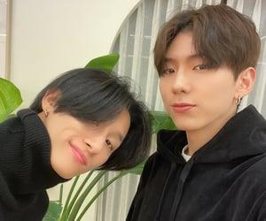 i.m, im chang-kyun, and kihyun image