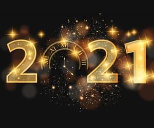 celebration, champagne, and fireworks image