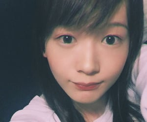 asian girl, girl, and エモい image