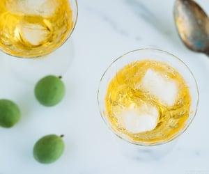 drink, umeshu, and japanese food image