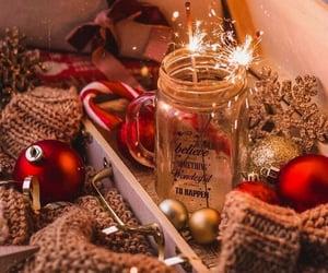 christmas, winter, and Christmas time image