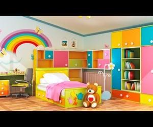 home decor, kids room, and room decor image