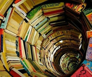 books, fantasy, and reading image
