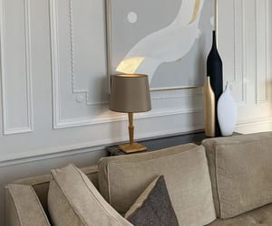 decoration, home, and chic image