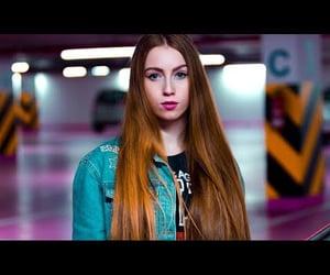 long hair, video, and hair mask image