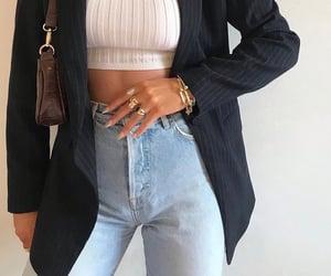 fashion, monique agar, and style image