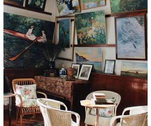 decor, design, and impressionism image