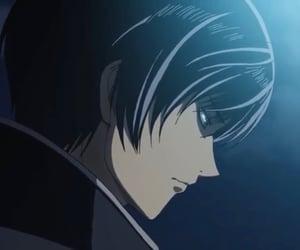 anime, rei, and boy image