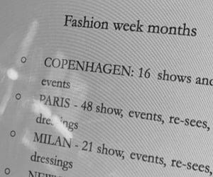 fashion, fashion week, and HF image