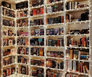 aesthetic, book warm, and book lovers image