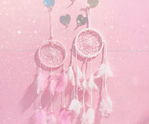 pink, soft, and soft art image