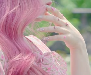dreamcatcher, pink, and soft image