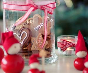christmas, season, and Cookies image