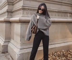 fashion, girl, and moda image