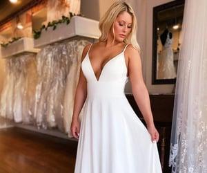 beauty, dresses, and fashion image