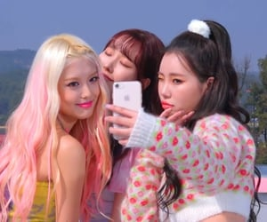 kpop, jooe, and nayun image