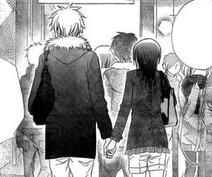 manga, romance, and misaki ayuzawa image