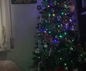 2020, natale, and christmas tree image