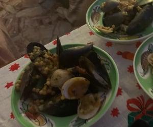 pesce, mangiare, and cenone image