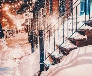 christmas lights, december, and holidays image