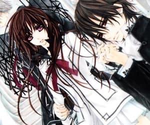 vampire knight, japan, and manga image