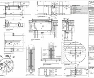 millwork drafting, shop drawing services, and millwork drawings image