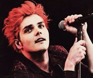 band, my chemical romance, and gerard way image