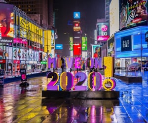 beautiful, buildings, and happy new year image