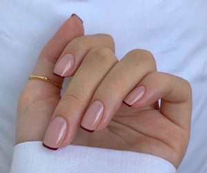 girly, nails, and soft image